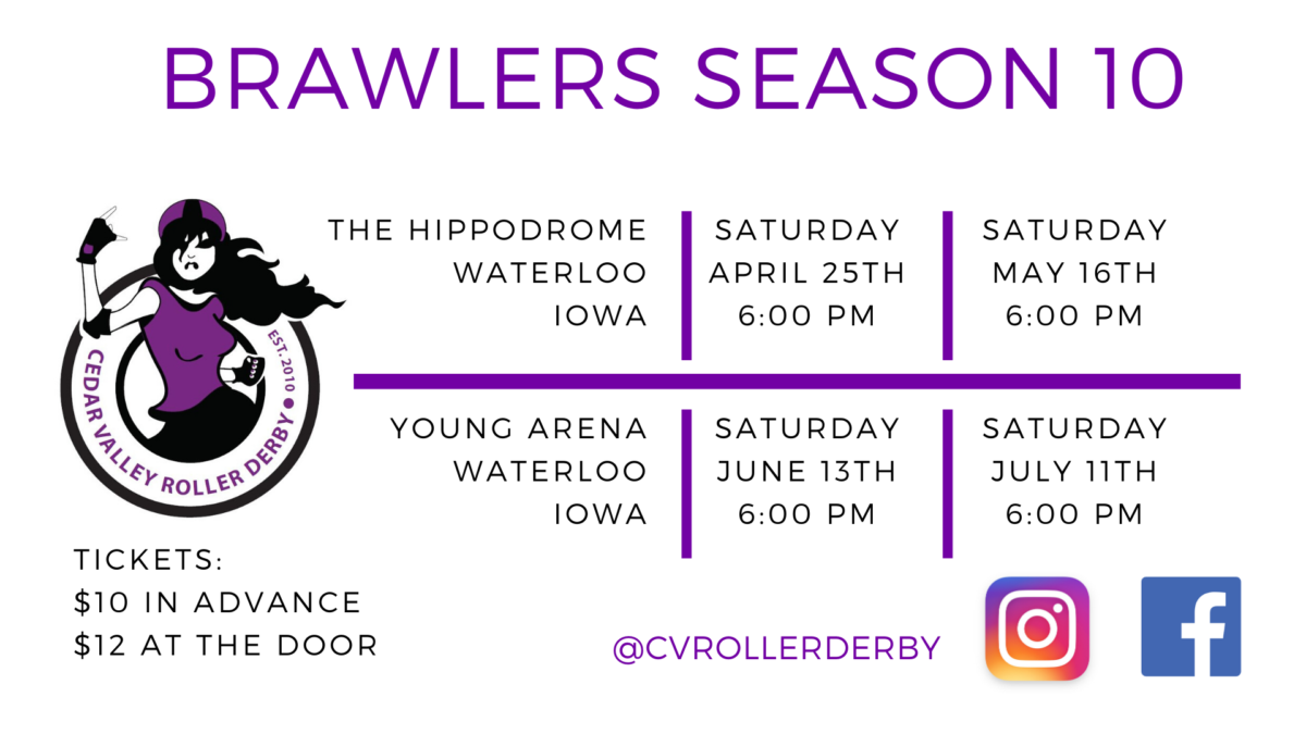 Cedar Valley Roller Derby